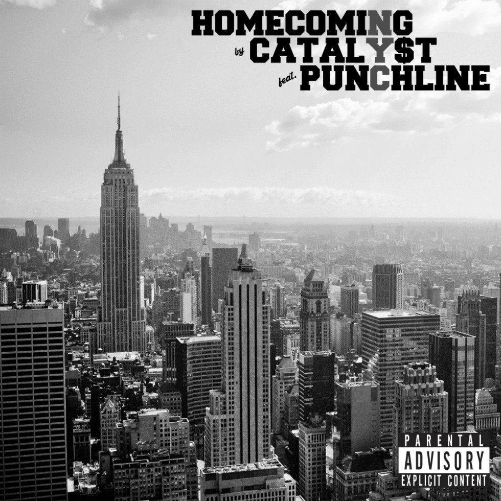 MP3: 'Home Coming' By CATALY$T (@CatalystWasHere) feat. Punchline