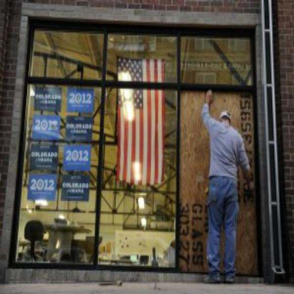 Shot Fired Into Obama Campaign HQ In Denver