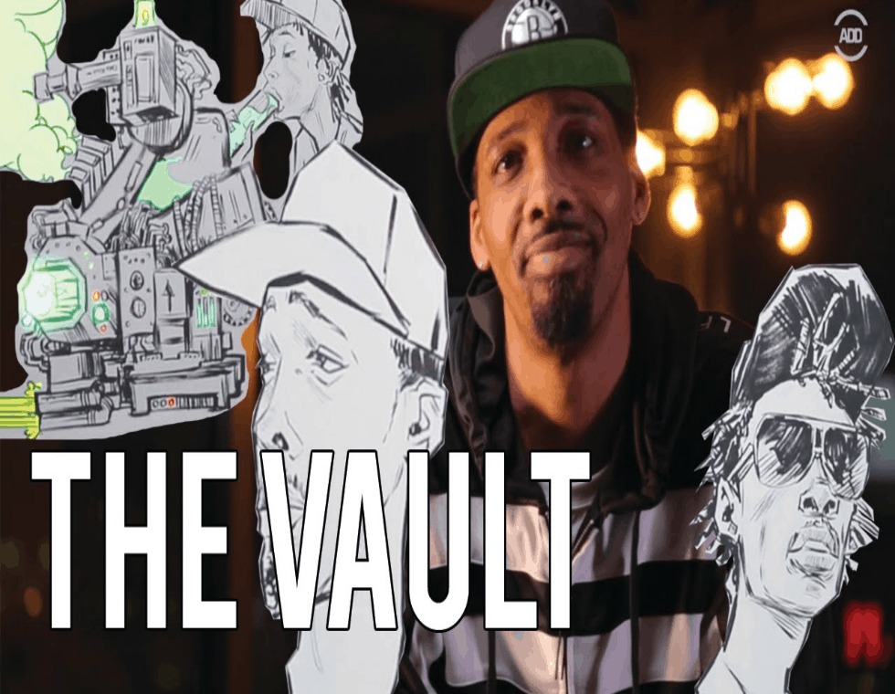 Video: @ChevyWoods Talks About His 'First Dab' On @AllDefDigital's #TheVault