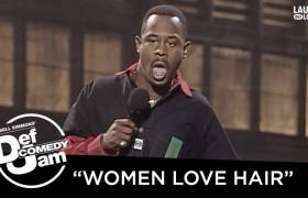 Martin Lawrence Roasts The Crowd On Def Comedy Jam [VDN Throwback]