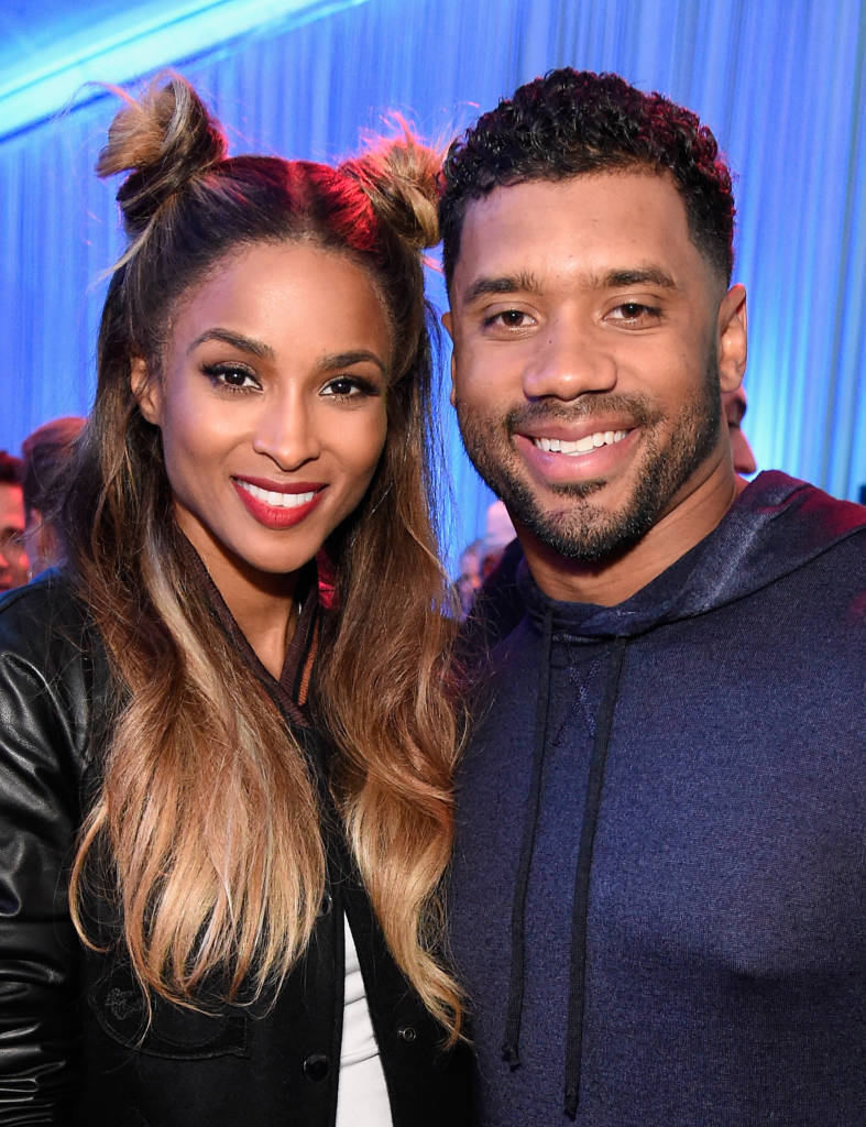 Ciara & Russell Wilson Create Their Own New Media Production Company, Why Not You Productions