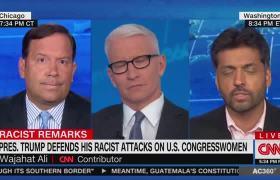Hispanic Trump Supporter Takes An L In CNN Debate
