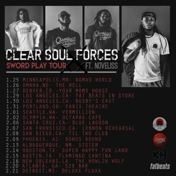 Pre-Order Clear Soul Forces' New Album 'Still'