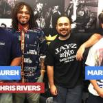 Meyhem Lauren & Chris Rivers Spit Freestyles On 'Real Late w/Rosenberg'