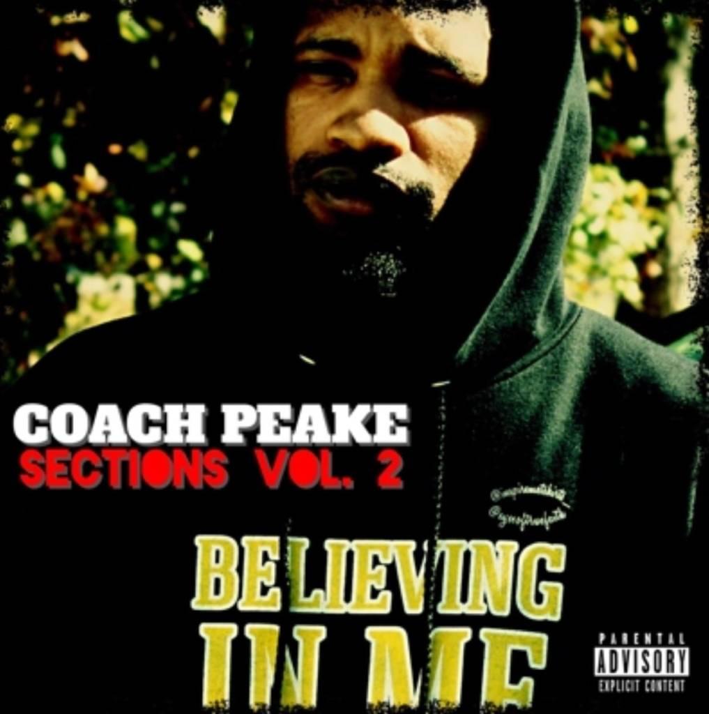 Stream Coach Peake's 'Sections, Vol. 2' Album