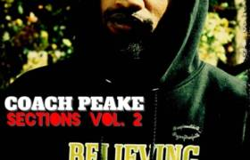 Stream Coach Peake's 'Sections, Vol. 2' Album