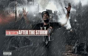 After The Storm - Cover Artwork