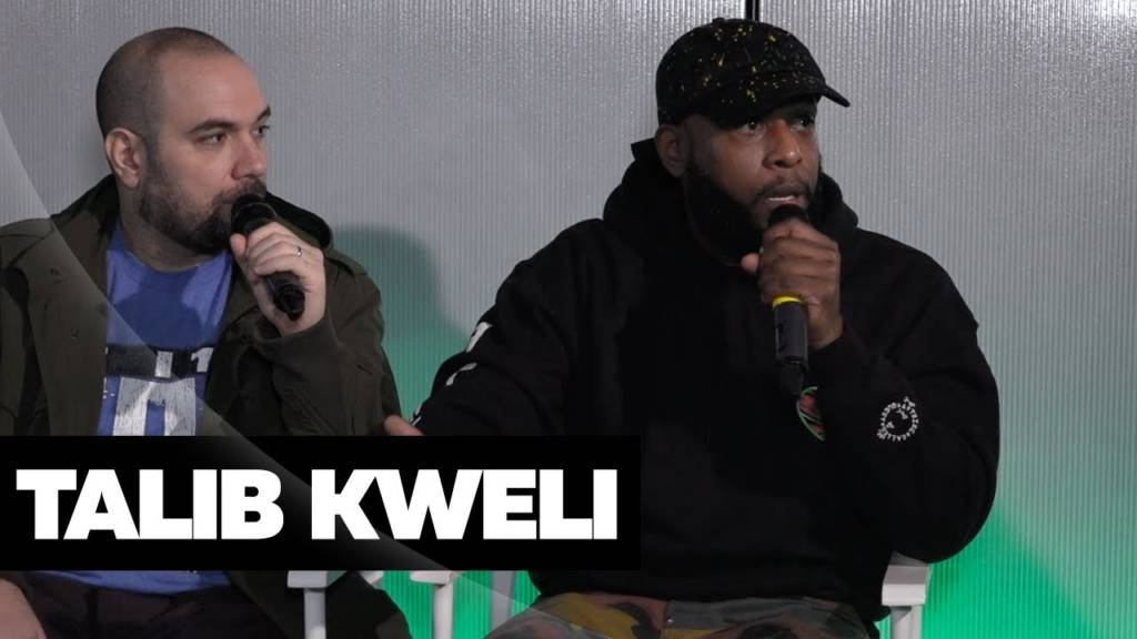 Talib Kweli Speaks On Confronting Internet Trolls + Racism In The Trump Era w/Hot 97