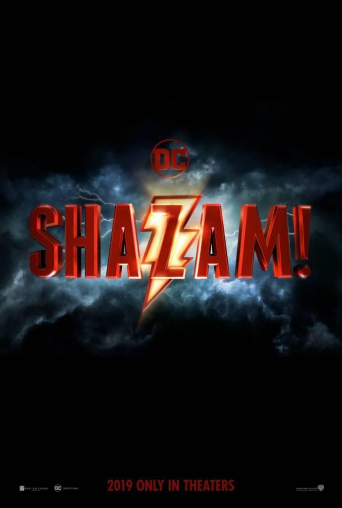 1st Trailer For 'Shazam!' Movie (#ShazamMovie)