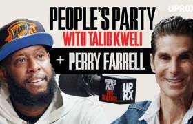 Perry Farrell On 'People's Party With Talib Kweli'