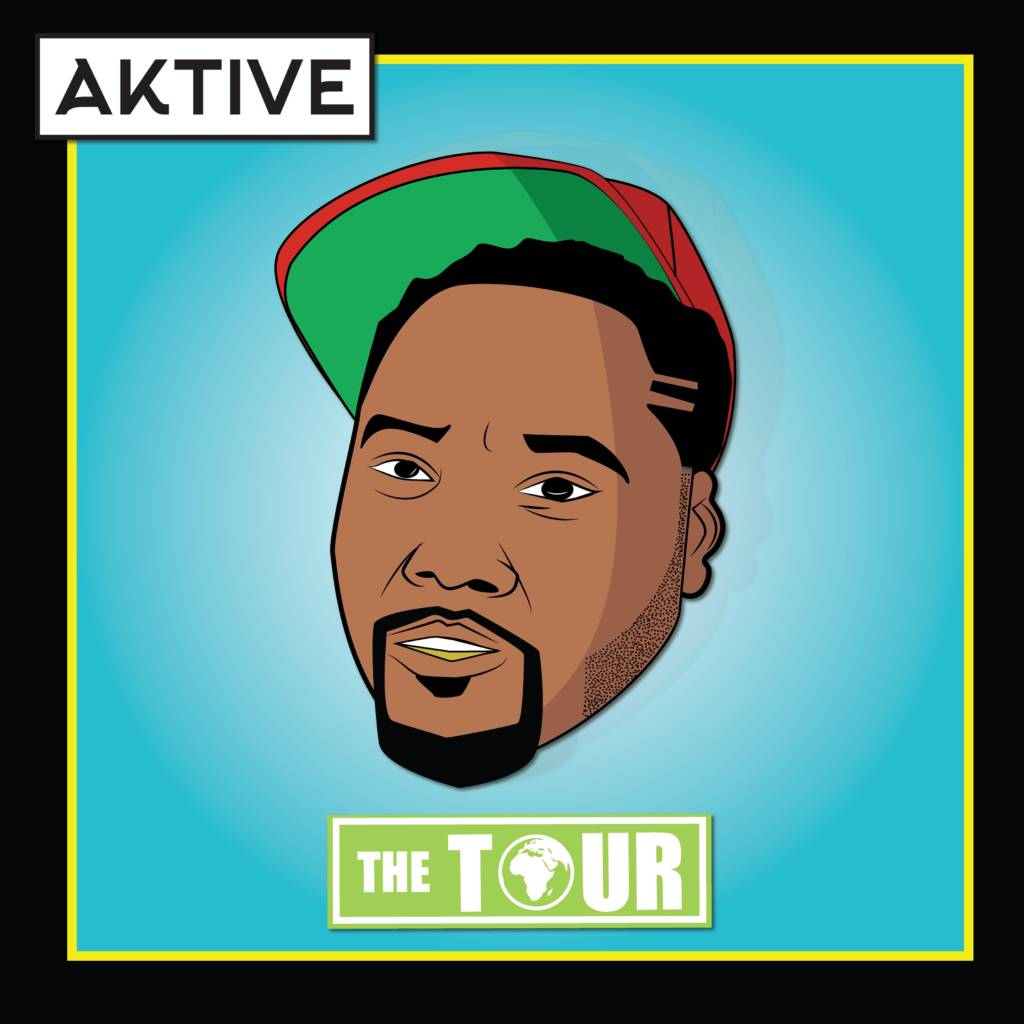 Stream DJ Aktive's 'The Tour' Album