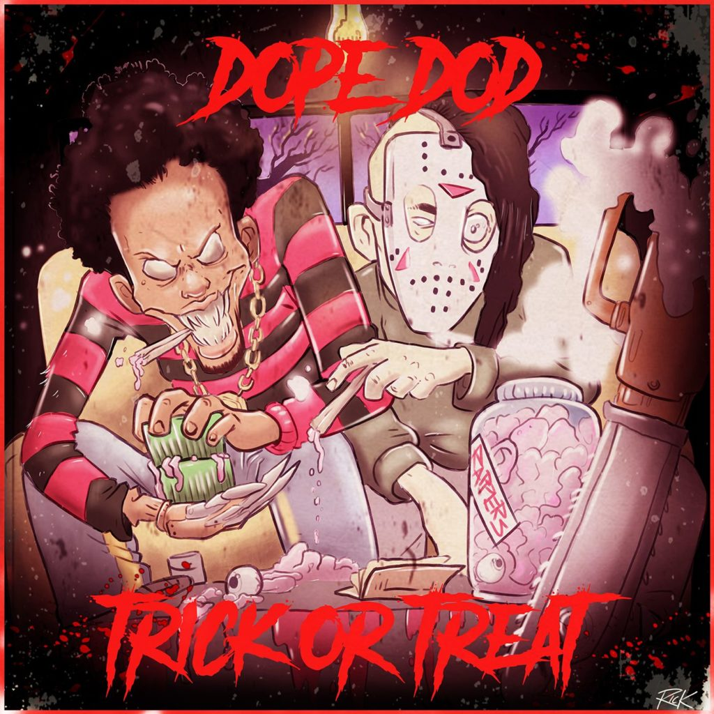 MP3: Dope D.O.D. - Trick Or Treat