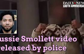 Chicago PD Makes Jussie Smollett Footage Public