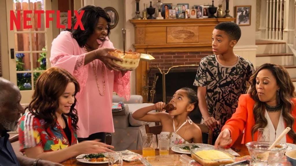1st Trailer For Netflix Original Series 'Family Reunion'
