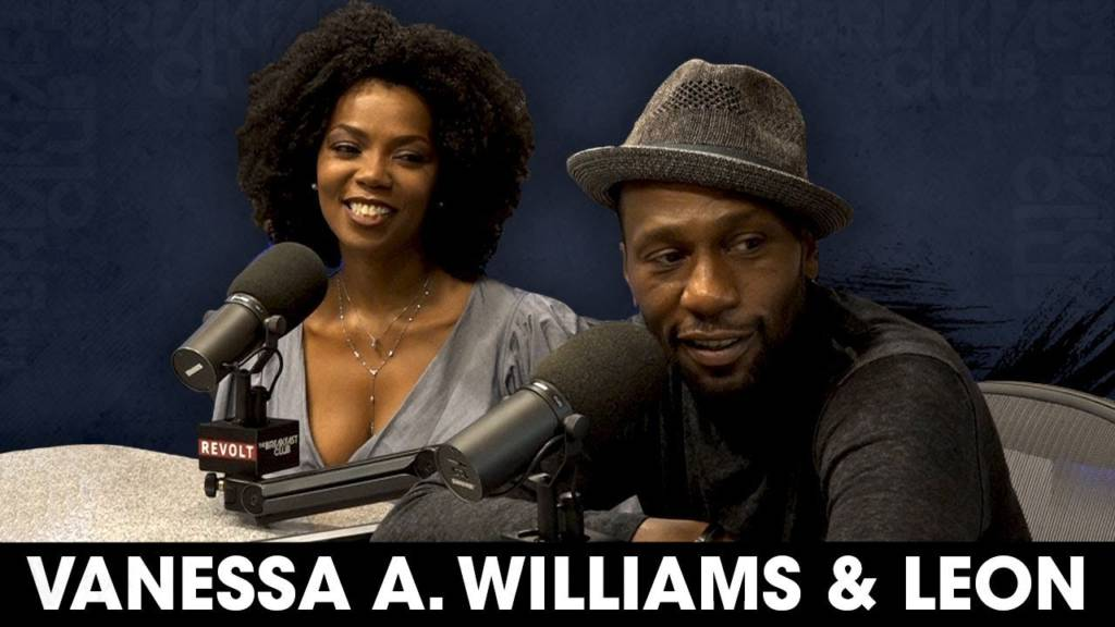 Vanessa A. Williams & Leon On New Series '40 & Single', Filming In Africa, & More w/The Breakfast Club (@NessaWilliams @JustLeon)