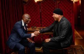 Dapper Dan Talks Father's Influence On His Career w/LL Cool J On SiriusXM's Rock The Bells Radio