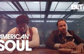 1st Trailer For BET Original Series 'American Soul' Starring Sinqua Walls, Kelly Rowland, & Kelly Price