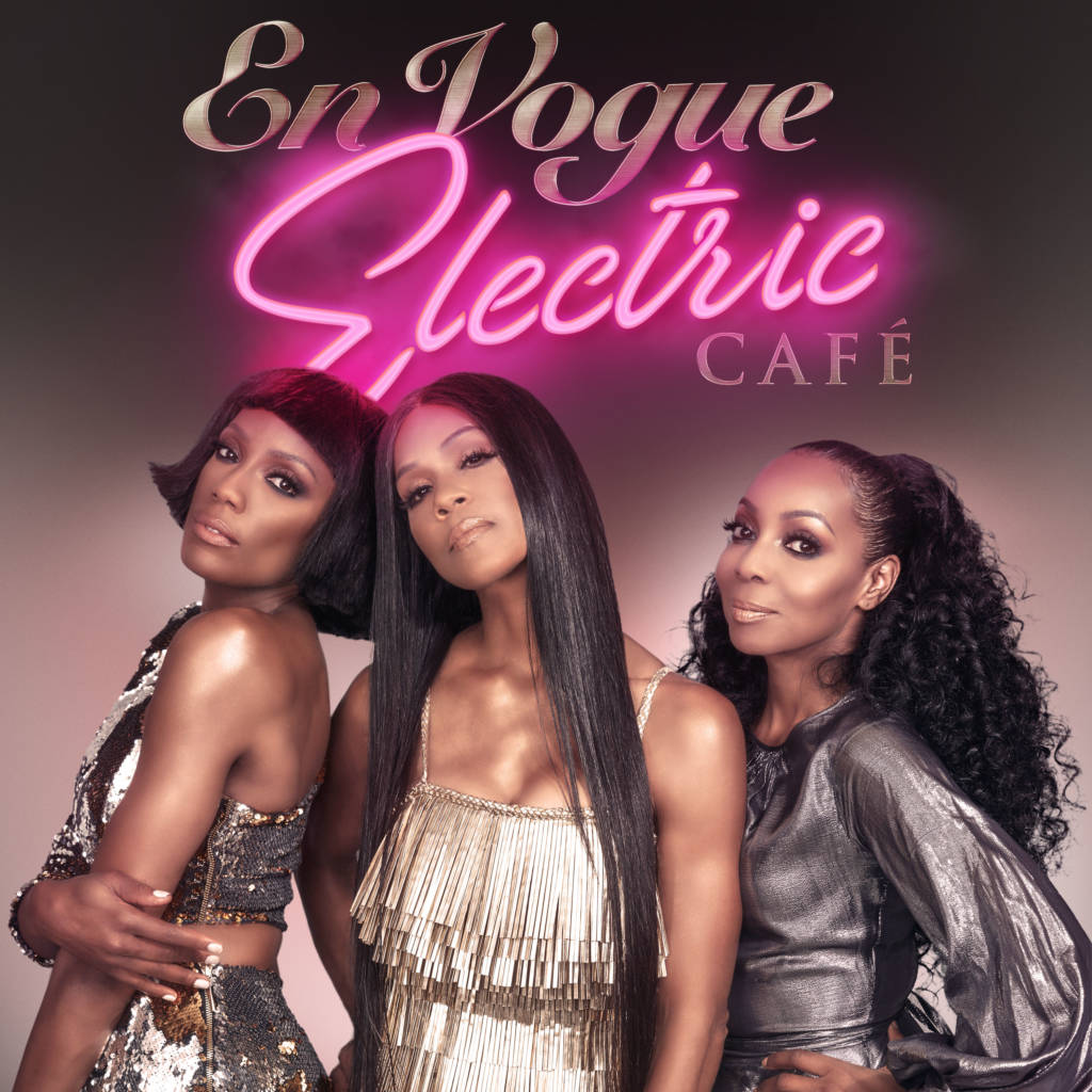 Stream En Vogue's 'Electric Cafe' #Album (@EnVogueMusic)