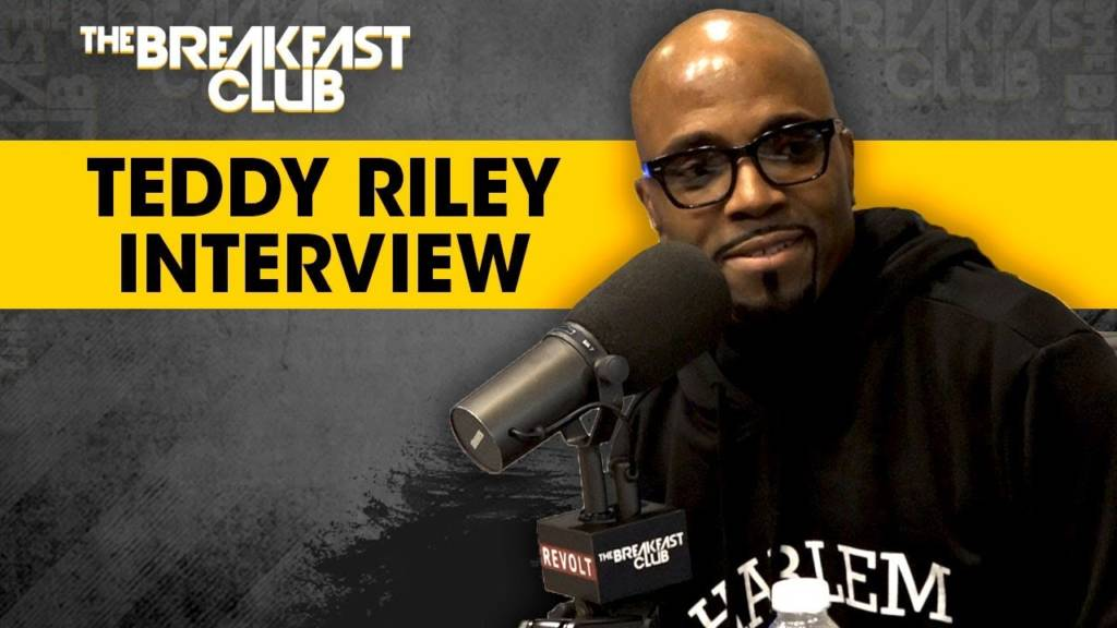 Teddy Riley Speaks On The History Of New Jack Swing, Reveals Truths About Bobby Brown, Guy, & More w/The Breakfast Club (@TeddyRiley1)