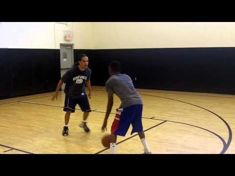 AHAT Hoops: OD (@OD702) vs. Artisan (@AGameArty) [The Rematch]