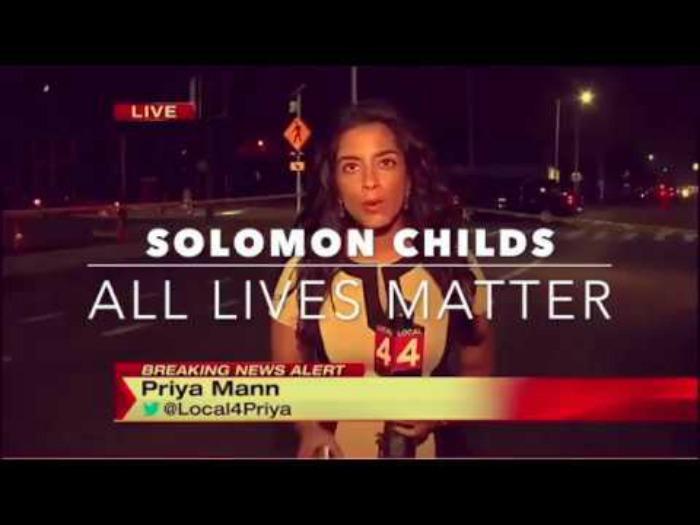 Video: Solomon Childs (@Childs_Solomon) - All Lives Matter