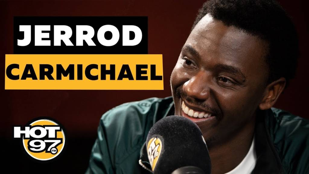 Jerrod Carmichael Says Beyonce Is Better Than Michael Jackson + Trump Is Funnier Than Most Comedians On HOT 97