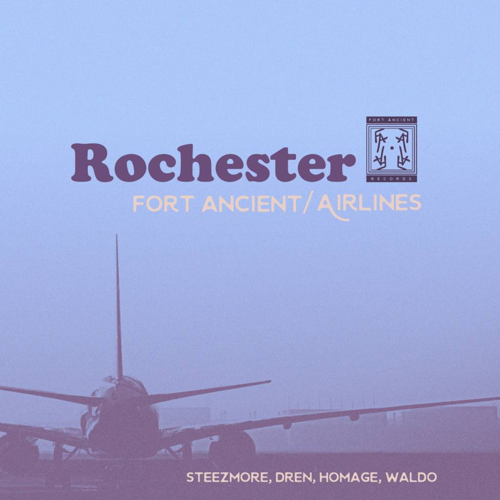 Stream Fort Ancient Records' New Beat Tape 'Fort Ancient Airlines: Rochester' (@FortAncientRec)