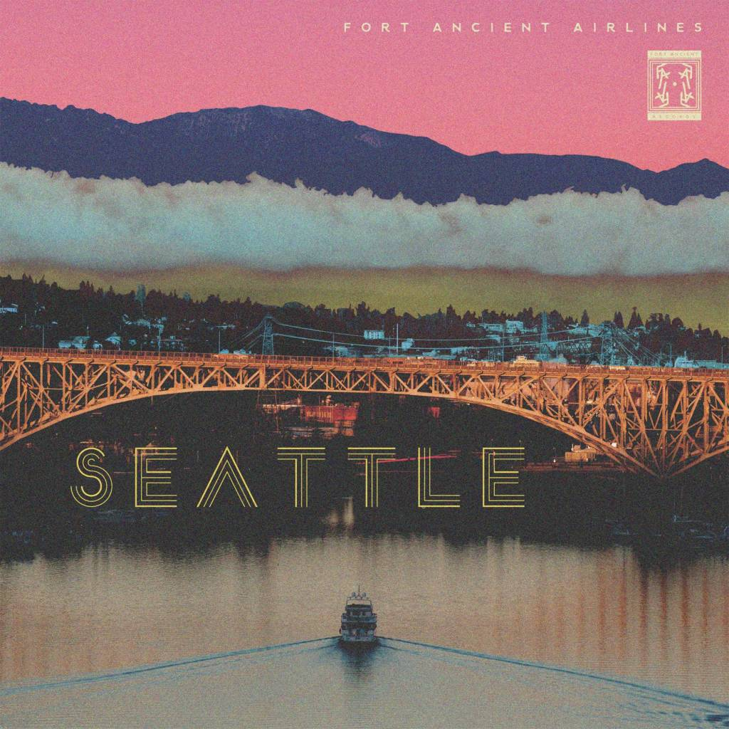 Stream Fort Ancient Records' New Beat Tape 'Fort Ancient Airlines: Seattle'