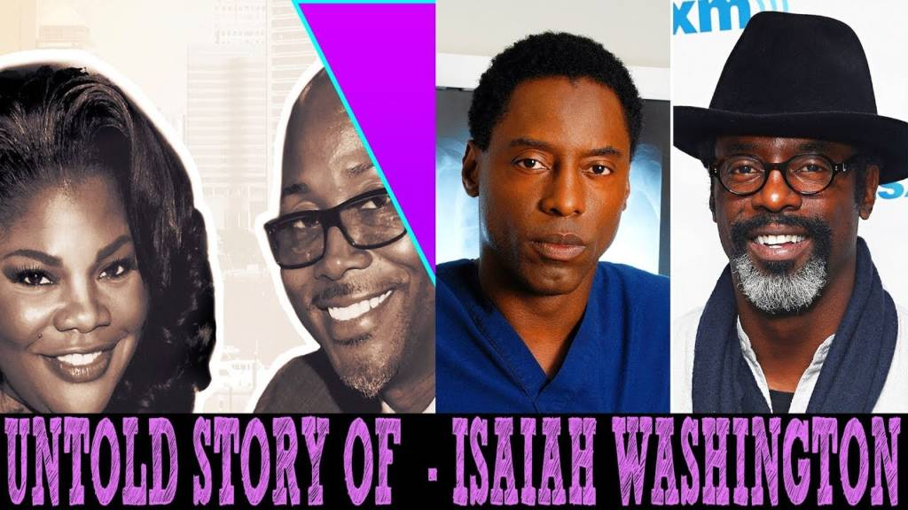 Mo'Nique Tells An Emotional Story About The Hollywood Lie On Isaiah Washington