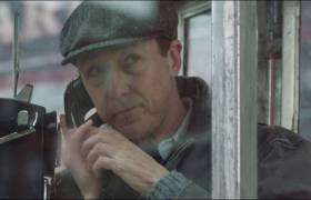 1st Trailer For 'Motherless Brooklyn' Movie Starring Edward Norton, Bruce Willis, & Gugu Mbatha-Raw