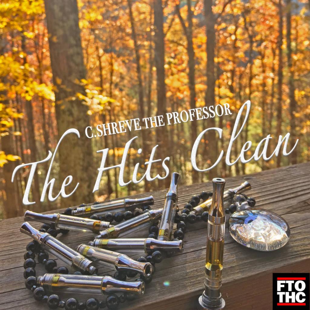 Stream C.Shreve The Professor's 'The Hits Clean' Album