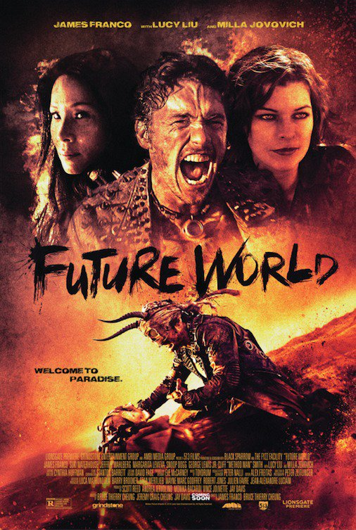 1st Trailer For 'Future World' Movie Starring Method Man, Snoop Dogg, & Twin Shadow