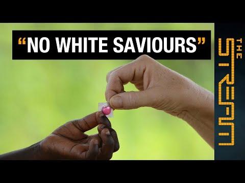 Al Jazeera English's The Stream Asks 'Does Humanitarian Aid Have A 'White Saviour' Problem?'