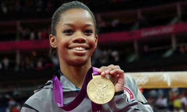 Gabby Douglas (@GabrielleDoug) Is The 2012 WSF Sportswoman Of The Year