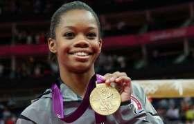 Gabby Douglas...Sportswoman Of The Year 2012!!!