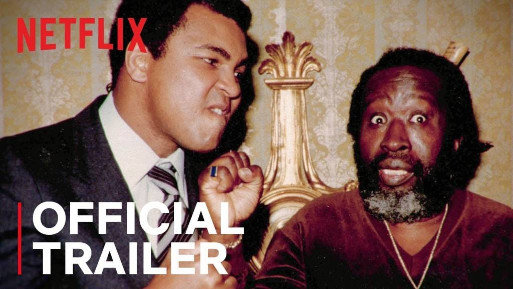 1st Trailer For Netflix Original Movie 'The Black Godfather'