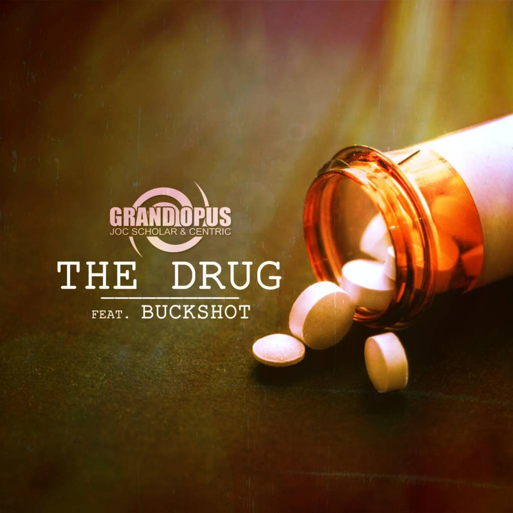 MP3: Grand Opus feat. Buckshot & DJ Slomotion - The Drug