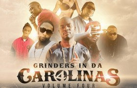 Grinders In Da Carolinas, Vol. 4 [Mixtape Artwork]