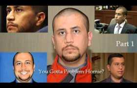 George Zimmerman Interrogation Footage