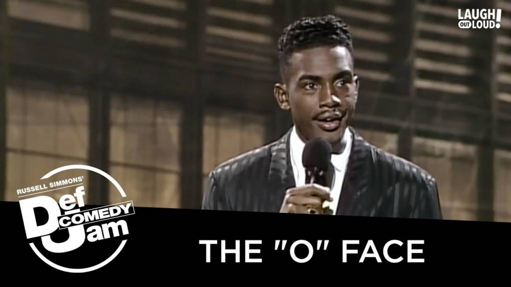 Bill Bellamy Speaks On The Different O-Faces Men & Women Make On Def Comedy Jam [VDN Throwback]