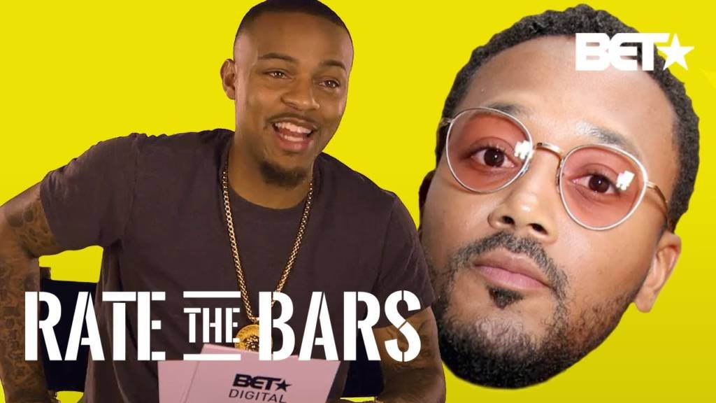 "Bow Wow's Feelings On Romeo & Chris Brown + Trippie Redd, Soulja Boy, & Royce Da 5'9"" On BET's 'Rate The Bars'"