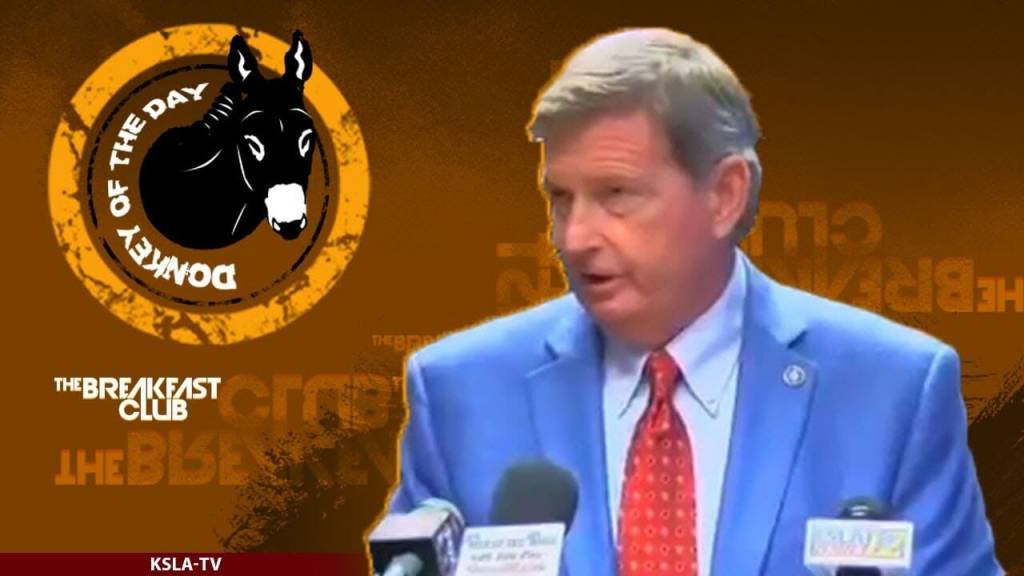 Racist Louisiana Sheriff Steve Prator Awarded Donkey Of The Day