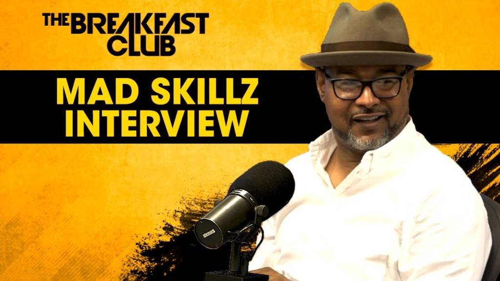 Mad Skillz Speaks On Ghostwriting, New EP, Coming Up w/Virginia Artists, & More w/The Breakfast Club (@SkillzVA)