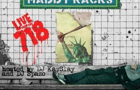 Haddy Racks - Live From The 718 [Mixtape Artwork]
