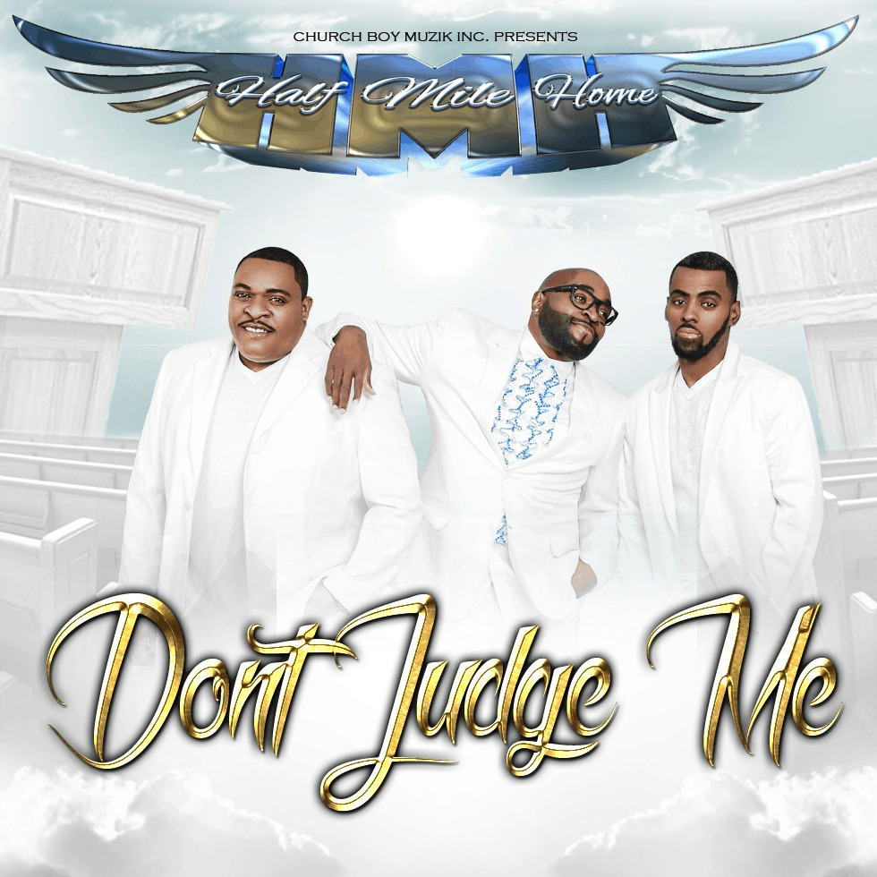 Editorial: @VannDigital Reviews 'Don't Judge Me' By @HalfMileHome