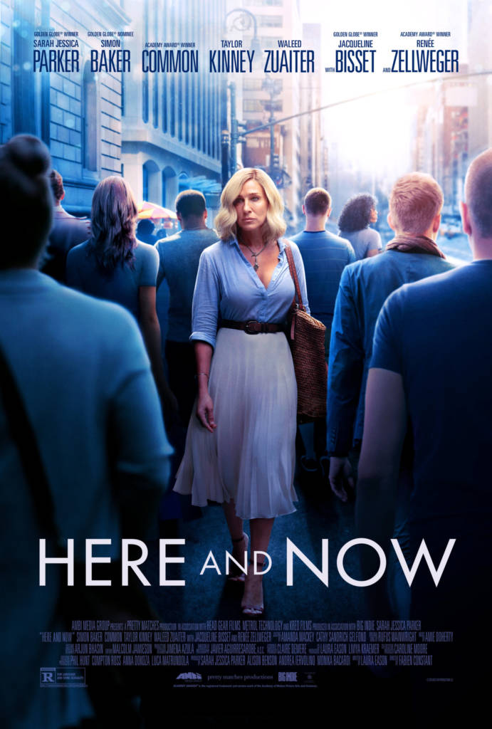 1st Trailer For 'Here and Now' Movie Starring Sarah Jessica Parker & Common