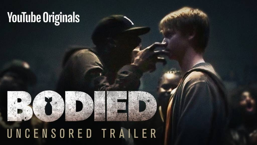 Red Band Trailer For Eminem-Produced Movie 'Bodied' (#BodiedMovie @BodiedMovie)