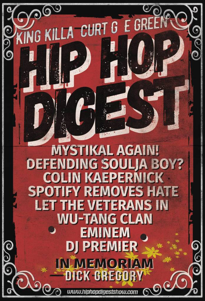 The @HipHopDigest Show Ask 'Content or Character???'