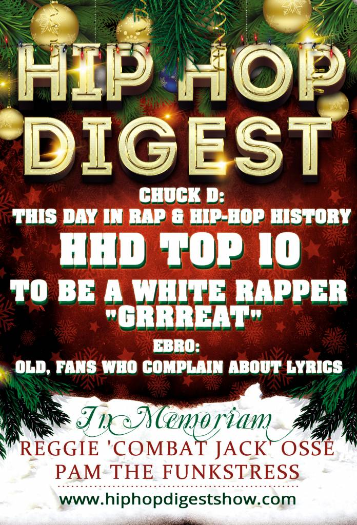 The @HipHopDigest Show Give Their 'Top 10 Albums Of 2017'