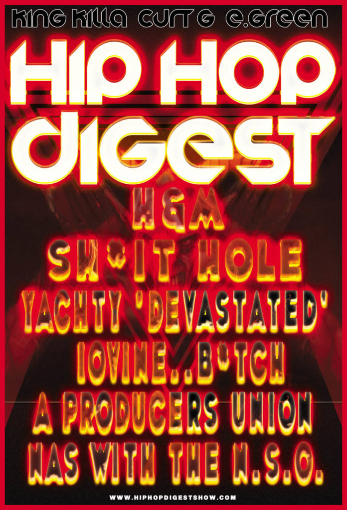 Is The @HipHopDigest Show The 'Coolest Podcast In The Jungle?'